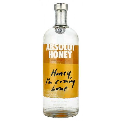 Absolut Honey Vodka 1 Litre
