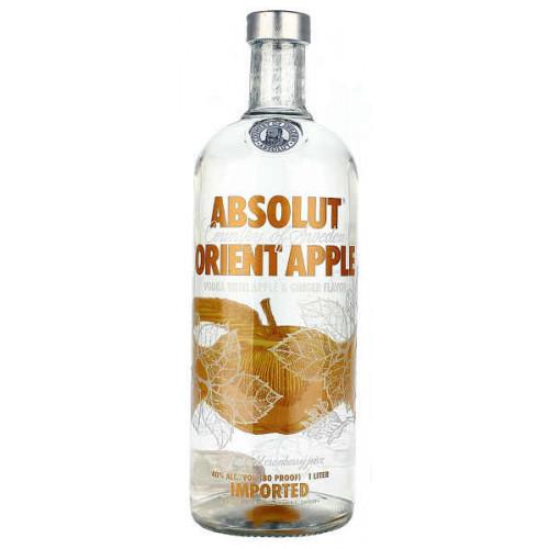 Absolut Orient Apple Vodka 1 Litre