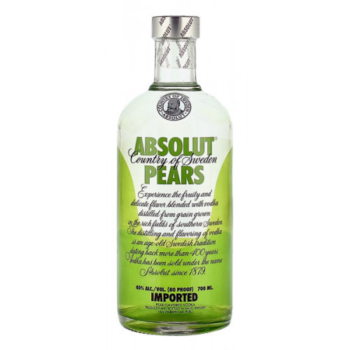 Absolut Pear Vodka