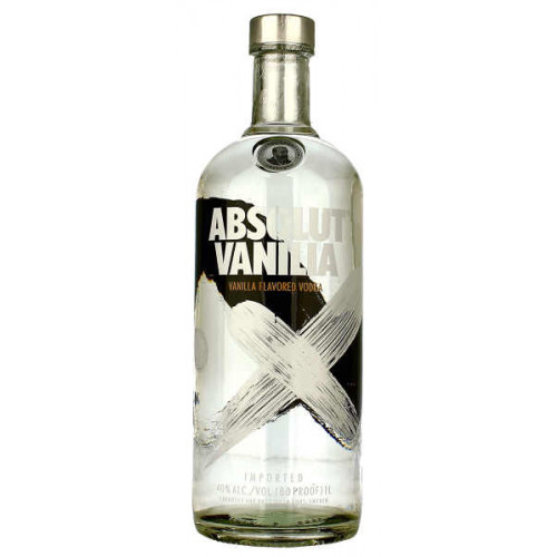 Absolut Vanilia Vodka 1 Litre