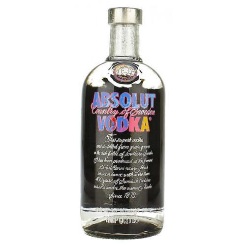 Absolut Andy Warhol Vodka