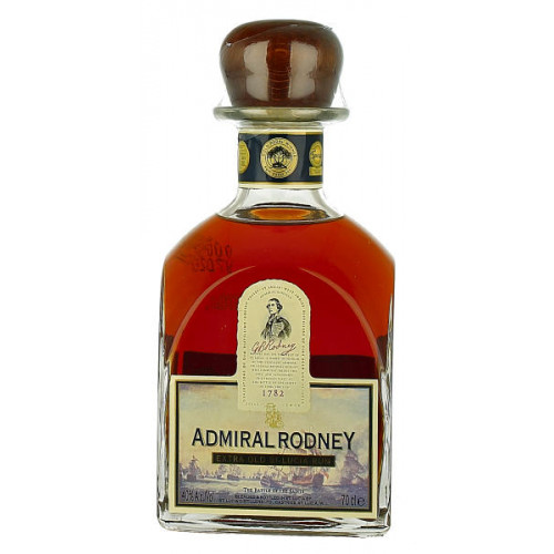 Admiral Rodney Extra Old St Lucia Rum