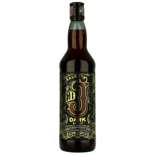 Admirals Old J Dark Spiced Rum