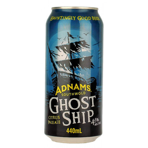Adnams Ghost Ship Can