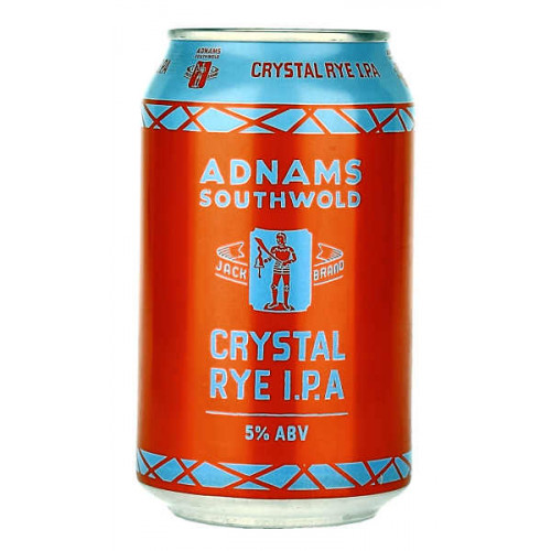 Adnams Jack Brand Crystal Rye IPA Can