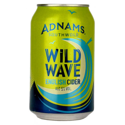 Adnams Wild Wave Cider Can