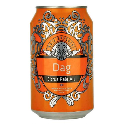 Aegir Dag Sitrus Pale Ale (B/B Date 27/06/19_