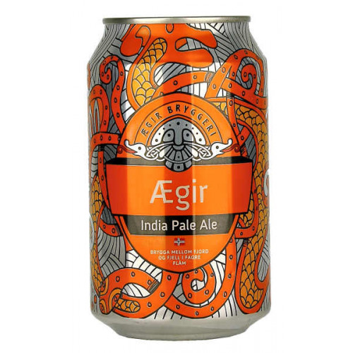 Aegir India Pale Ale (B/B Date 26/04/19)