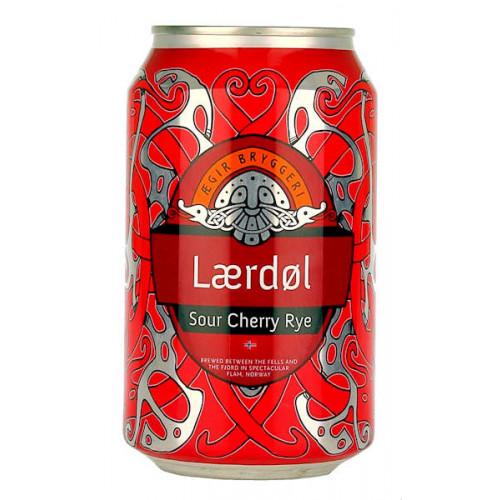 Aegir Laerdol Sour Cherry Rye