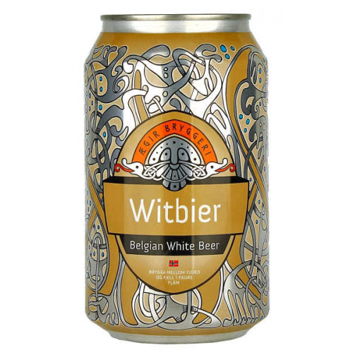 Aegir Witbier (B/B Date 05/02/19)