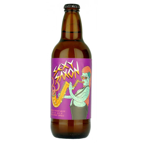 Against the Grain Sexy Saxon