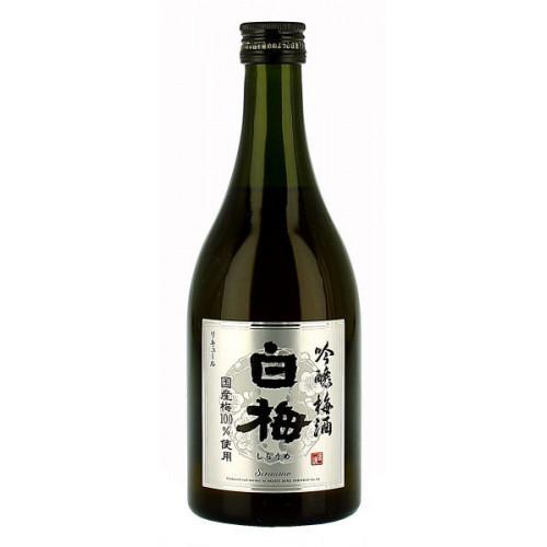 Akashi Umeshu Plum Sake 50cl