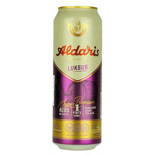 Aldaris Luksus Can (B/B Date 01/07/19)