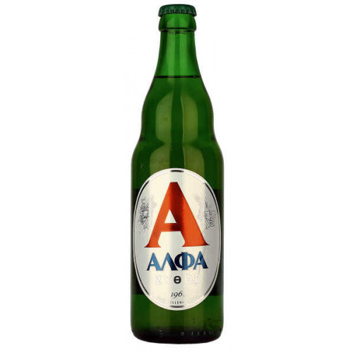 Alfa Hellenic Beer 500ml