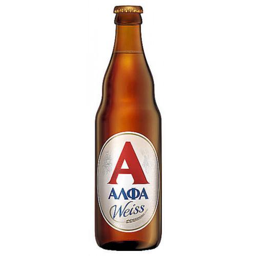 Alfa Hellenic Weiss Beer 500ml