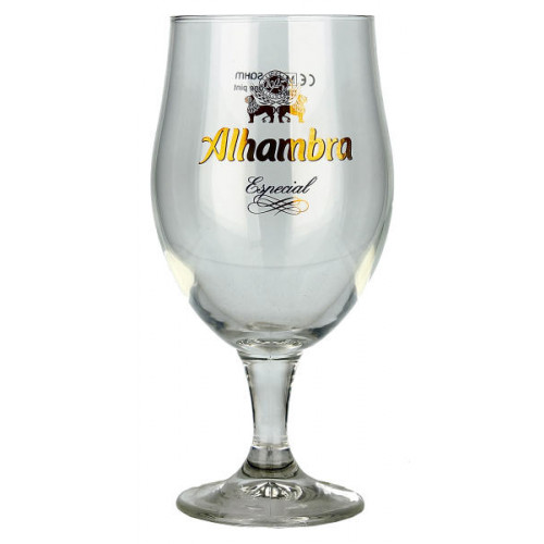 Alhambra Epecial Goblet Glass (Pint)