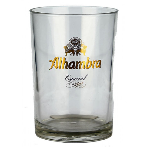 Alhambra Especial Tumbler Glass