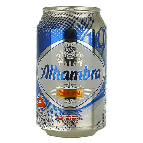Alhambra Sin Can