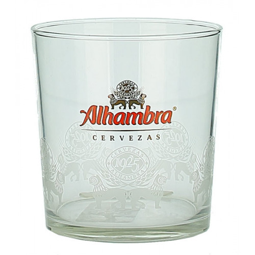 Alhambra Tumbler Glass