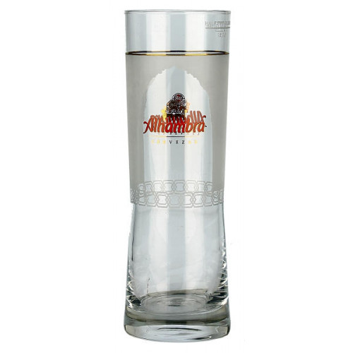 Alhambra Tumbler Glass (Half Pint)