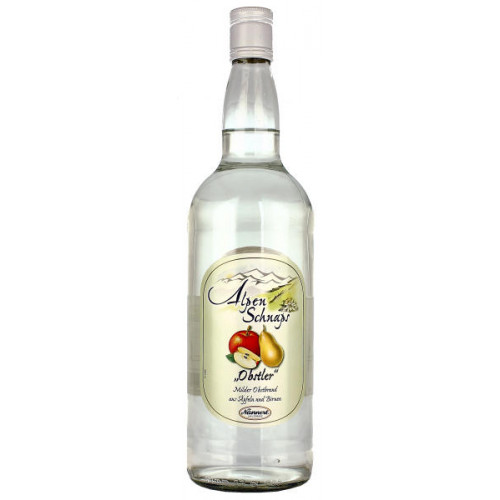 Alpen Apple and Pear Schnapps