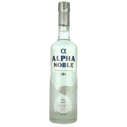 Alpha Noble Vodka