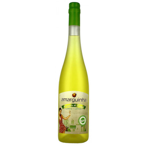 Amarguinha Lemon Liqueur