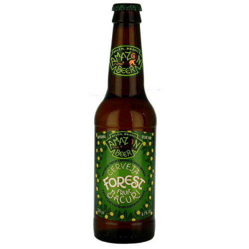 Amazon Beer Forest Fruit Bacuri