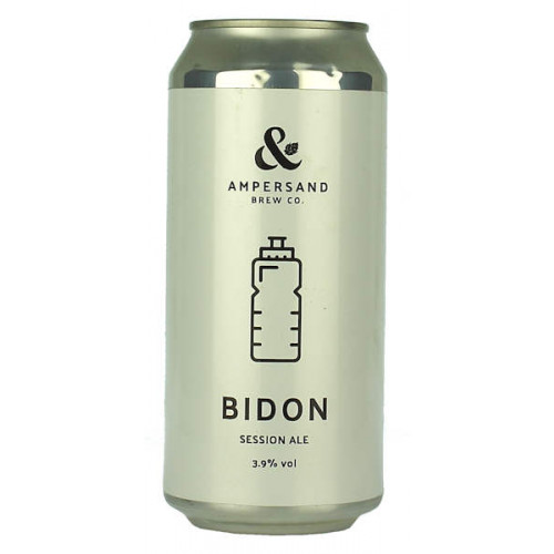 Ampersand Bidon Can
