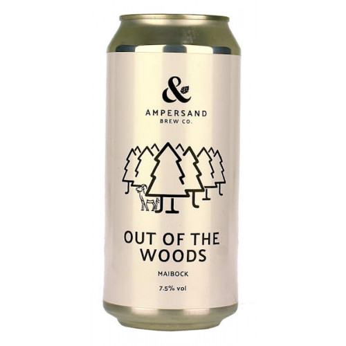 Ampersand Out of the Woods Can