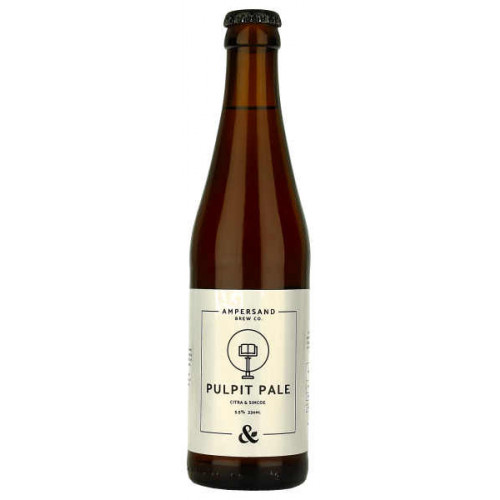 Ampersand Pulpit Pale