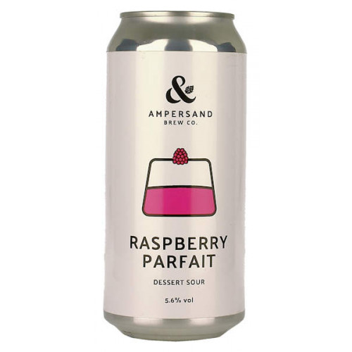 Ampersand Raspberry Parfait Can