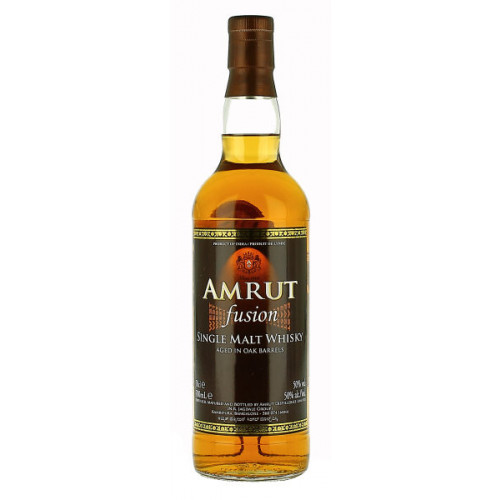 Amrut Single Malt Whisky Fusion