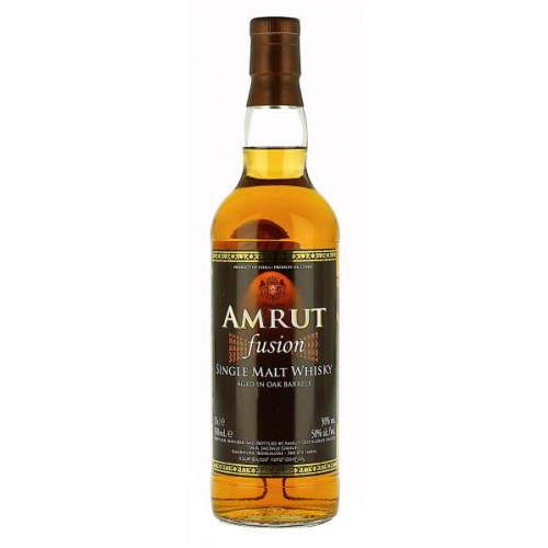 Amrut Single Malt Whisky Fusion