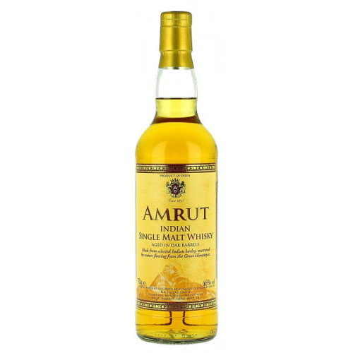 Amrut Single Malt Whisky 46%