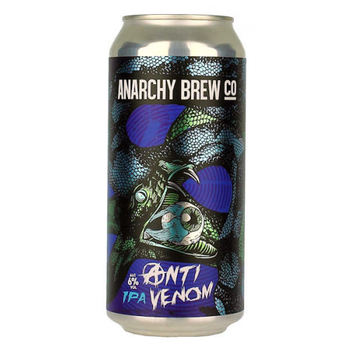 Anarchy AntiVenom IPA Can