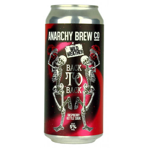 Anarchy/Wild Weather Back to Back Can