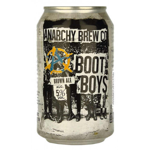 Anarchy Boot Boys Can (B/B Date 01/06/19)