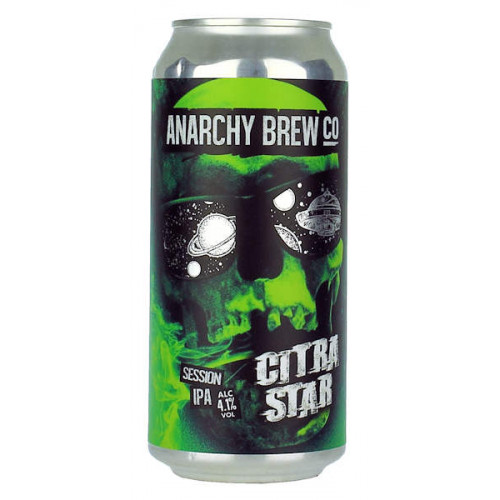 Anarchy Citrastar Can