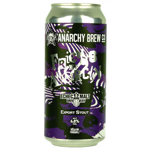 Anarchy/Echec & Malt Friends of Anarchy