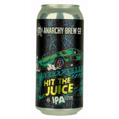 Anarchy Hit The Juice Can