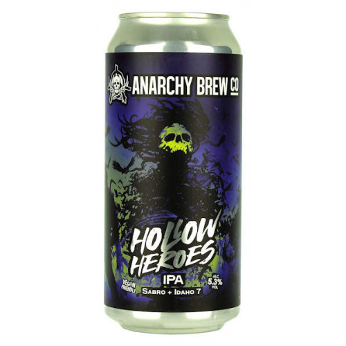 Anarchy Hollow Heroes IPA Can