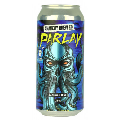 Anarchy Parlay Double IPA Can