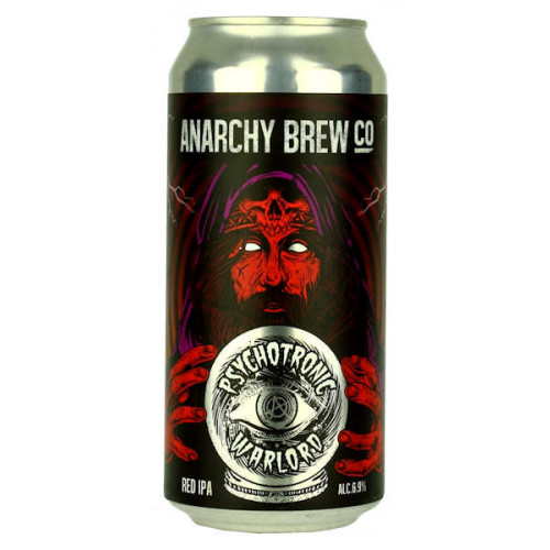Anarchy Psychotronic Warlord Can