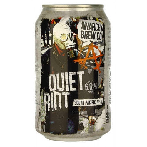 Anarchy Quiet Riot Can