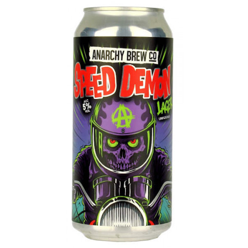 Anarchy Speed Demon Can