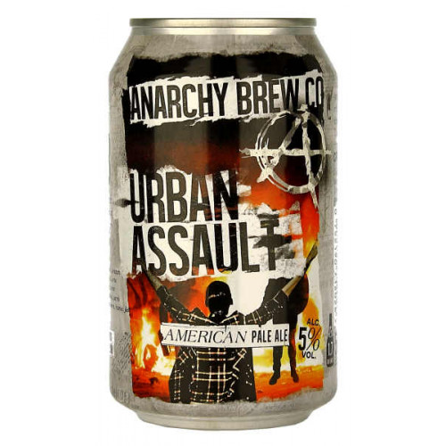Anarchy Urban Assault Can