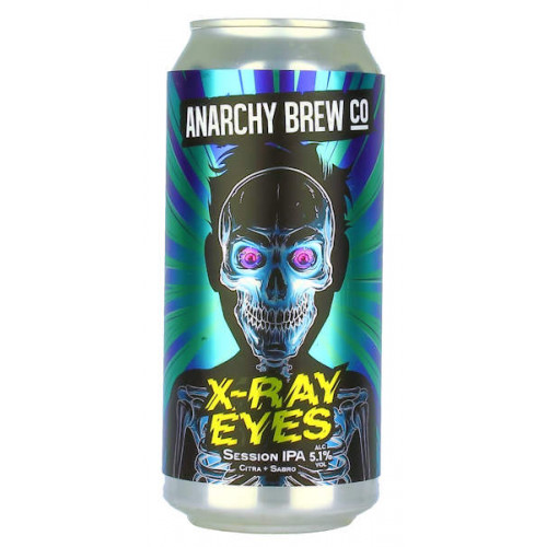 Anarchy X-Ray Eyes Can