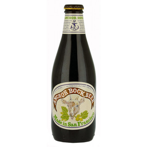 Anchor Bock Beer