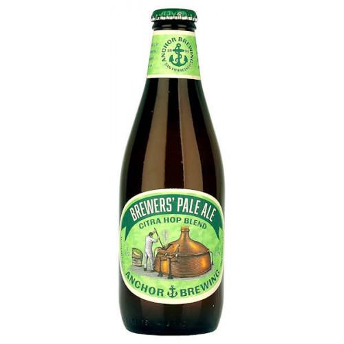 Anchor Brewers Pale Ale Citra Hop Blend